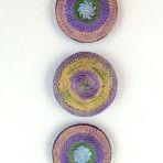 Periwinkle Swirl Art Set