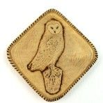 Folk Art Owl