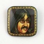 Russian Handpainted John Lennon