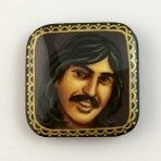 Russian Handpainted George Harrison