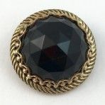 Black Glass Jewel
