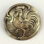 Big Brass Rooster