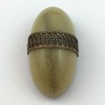 Oval Bubble Celluloid