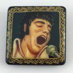 Elvis Paper-Mache
