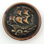 Celluloid Sailing Ship