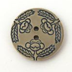 Triple Floral Design Wafer