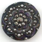 Openwork Enamel with Steel Jewels