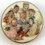 Large Satsuma Seven Gods