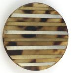 Tortoise Veneer Inlay