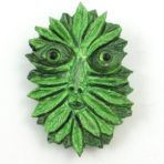Realistic Green Man