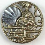 Oriental with Fan