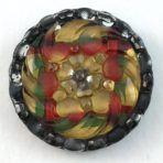 Festive Lacy Glass