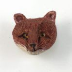 Rossi Realistic Fox Head