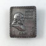 Benjamin Franklin Stamp