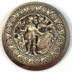 King Arthur over Steel